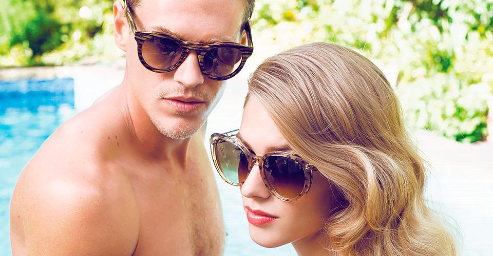 Solglasögon från Cutler and Gross